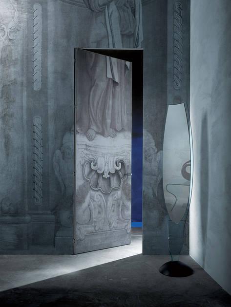 Porte a filomuro perch scegliere la linea essential fabbroni serramenti - Porta scrigno essential ...